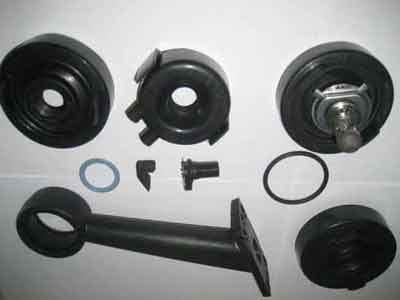 Sheet Metal Machined Parts and Tubular Parts